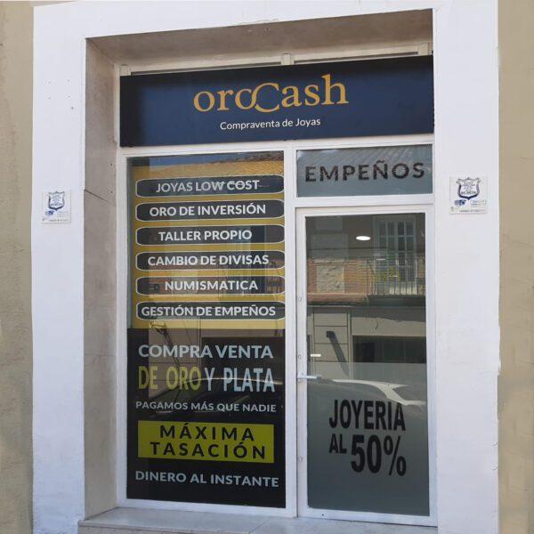 Orocash en Aranjuez