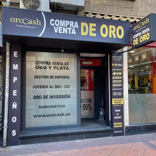 Orocash en Murcia