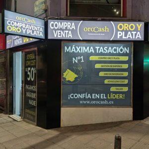 Orocash en Santander