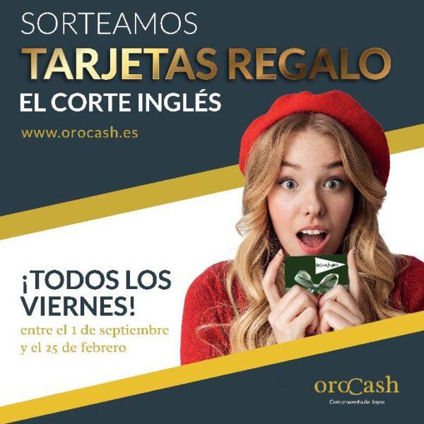 Tarjeta Regalo Orocash